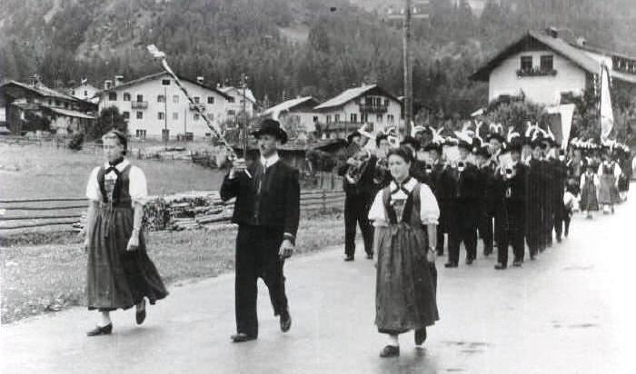 Aufmarsch 1959