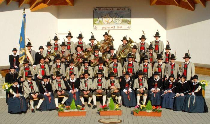 2009 - MK Luttach im Jubiläumsjahr