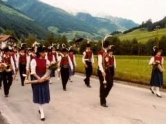 Chronik 1981 - 1990